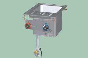 CPD-64ET Vařič těstovin elektrický