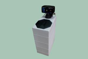 B-65 Změkčovač vody automatický