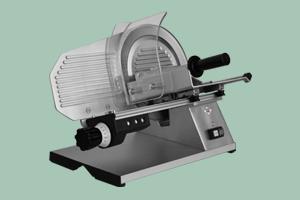 RM Gastro GMS 275 XL Z - Nářezový stroj šnekový, nůž 275 mm zubatý