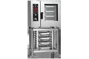 SDBB-0611GAM Konvektomat plynový 6xGN 1/1 bojler