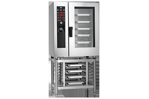 SDBB 1011G Konvektomat plyn 10x GN 1/1 bojler