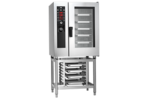SDBD 1011G Konvektomat plyn 10x GN 1/1 nástřik