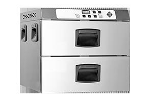 HDZ-0211E HOLDBOX zásuvkový 2x GN 1/1, hold-o-mat