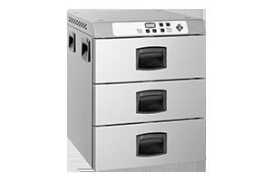 HDZ-0311E HOLDBOX zásuvkový 3x GN 1/1, hold-o-mat