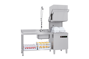 QQI 102 - Myčka průb. jednoplášťová 50x50 - 400 V