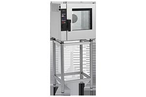 EPD X 0523 EAM Konvektomat dotykový 5x GN 2/3 zesílená verze + automatické mytí