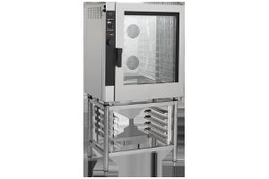 EPD X 1011 EAM Konvektomat dotykový 10x GN 1/1 zesílená verze + automatické mytí