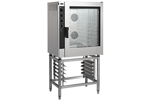 Redfox EPM 1011 E - Konvektomat el. 10x GN 1/1 manuální, nástřik 400 V