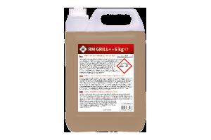 RM Grill+ 5 kg - Detergent na čištění grilu 5 kg