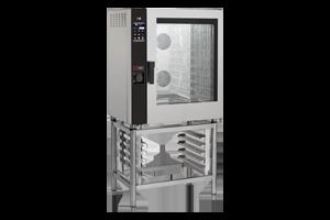 MPD 1011 X ER - Konvektomat ele. 10x GN 1/1, 17,4 kW, nástřik, dotykový, pr. dv