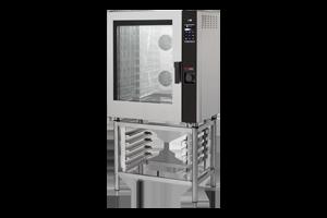 MPD 1011 X ELAM - Konvektomat ele.10x GN 1/1, 17,4 kW, nástřik, dotykový, aut.